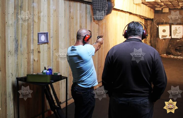 King of Shooting - Budapest Shooting Range